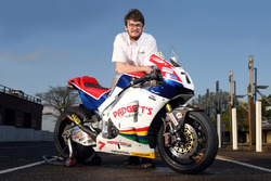 Conor Cummins mit der Padgett's Honda Racing RC213V