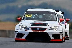 Andrea Argenti, South Italy Racing Team, Seat Leon TCR