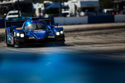 №90 VisitFlorida.com Racing Multimatic Riley LMP2: Марк Госсенс, Ренгер ван дер Занде, Рене Раст