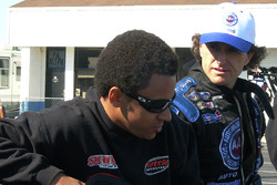 Eric Medlen and J.R. Todd in 2008