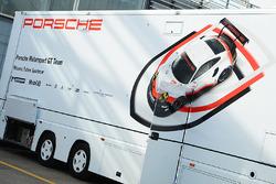 Lastwagen von Porsche