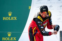 Podium: le troisième Chaz Mostert, Rod Nash Racing Ford