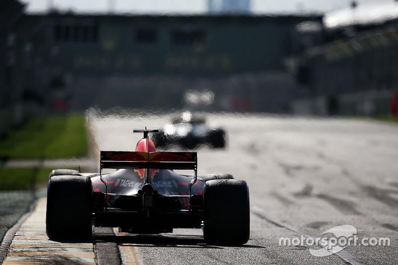 Giro 7, Red Bull - Daniel Ricciardo