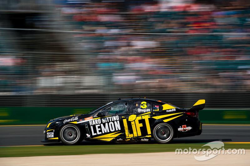 #3: Taz Douglas, Lucas Dumbrell Motorsport, Holden