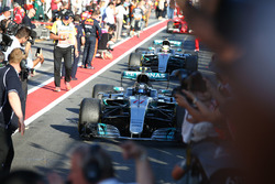 Third place place Valtteri Bottas, Mercedes AMG F1 W08