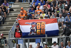 Banner of Bo Bendsneyder, Red Bull KTM Ajo