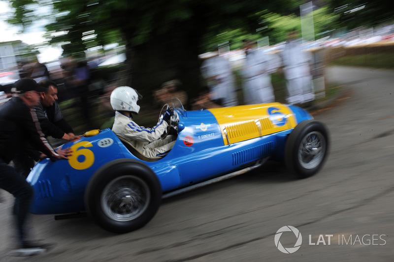 Martin Viessman, Ferrari 166