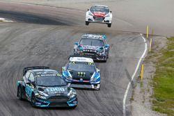 Janis Baumanis, STARD Ford, Johan Kristoffersson, Volkswagen Team Sweden