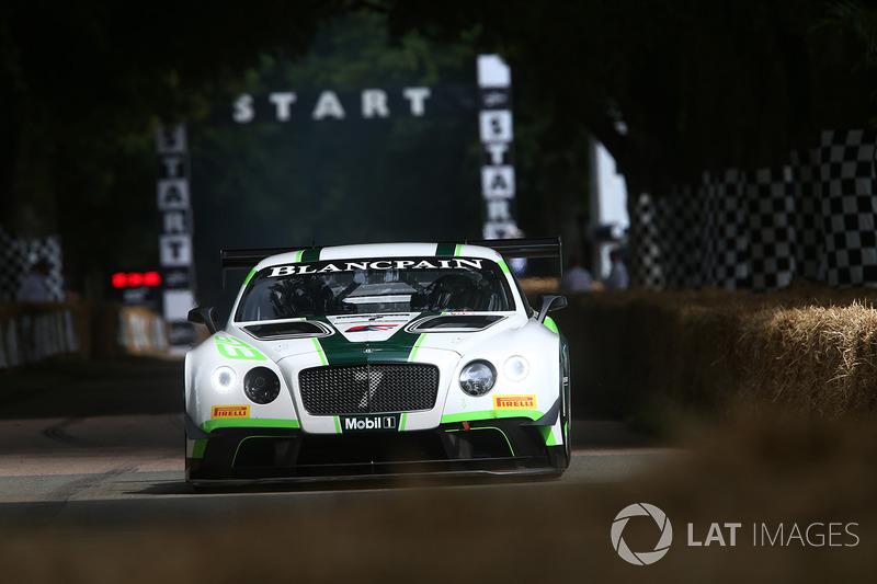 Andy Soucek, Bentley GT3