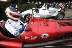 James Wood, Alfa Romeo Tipo B