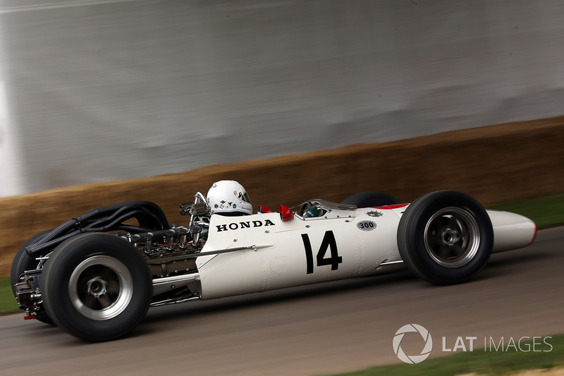 Stuart Graham, Honda RA300