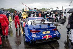 Car of Mattias Ekström, Audi Sport Team Abt Sportsline, Audi A5 DTM