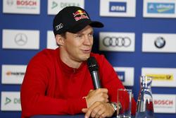 Conferenza stampa, Mattias Ekström, Audi Sport Team Abt Sportsline, Audi A5 DTM