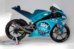 Sky Racing Team VR46 bike with