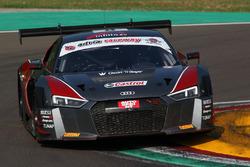 Audi R8 LMS-S.GT3 #8 Audi Sport Italia: Treluyer-Ghirelli