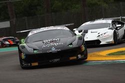 La Mazza-Magli, Easy Race, Ferrari 458-GT3