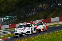 Rüdiger Schicht, Christian Eichner, Porsche Cayman S