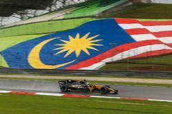 Sergey Sirotkin, Renault Sport F1 Team RS17 piloto de prueba
