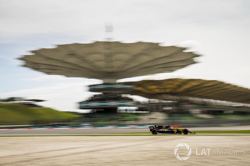 15. Jolyon Palmer, Renault Sport F1 Team RS17
