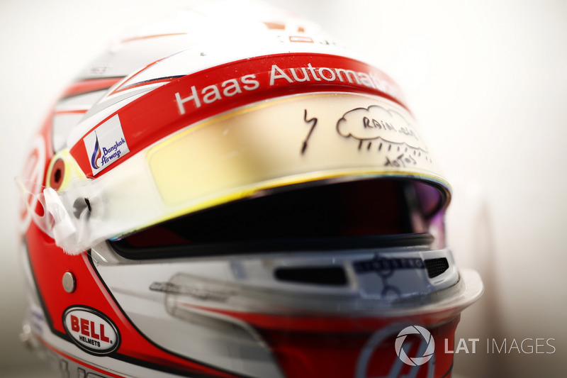 Шолом Кевіна Магнуссена, Haas F1 Team