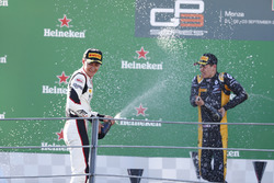 Podium: George Russell, ART Grand Prix