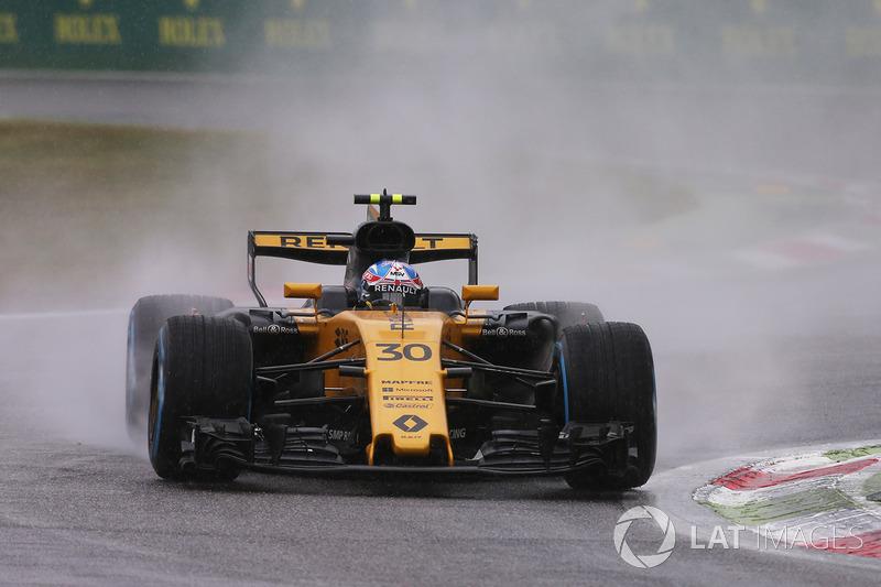 17. Jolyon Palmer, Renault Sport F1 Team Team RS17