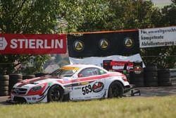 Reto Meisel, Mercedes SLK 340, Meisel Motorsport
