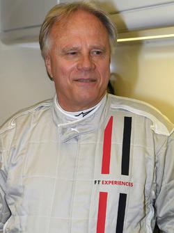 Основатель и владелец Haas F1 Team Джин Хаас