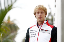 #2 Porsche Team Porsche 919 Hybrid: Brendon Hartley