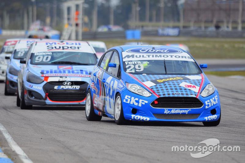 Daniel Ferra, VIP Motorsports, Michell Bonnin, Peugeot Petrobras