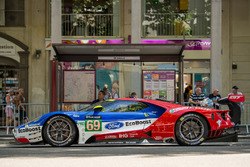 №69 Ford Chip Ganassi Racing Ford GT: Райан Бриско, Ричард Уэстбрук, Скотт Диксон