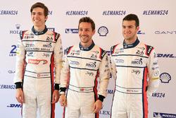 Hugo De Sadeleer, Filipe Albuquerque, Will Owen, United Autosports