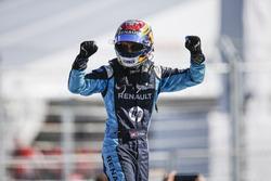 1. Sébastien Buemi, Renault e.Dams