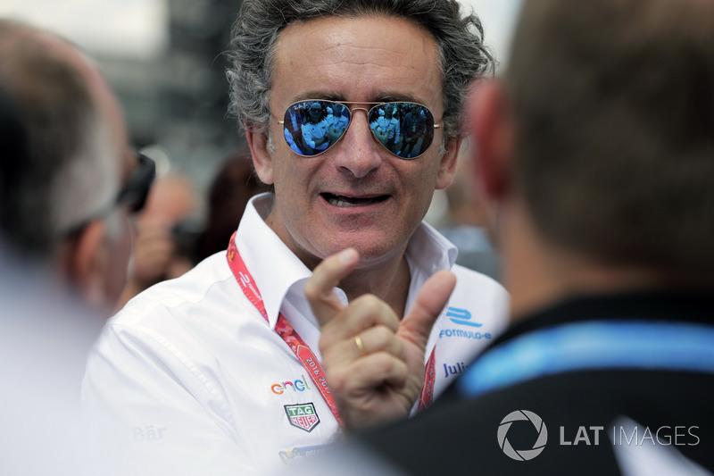 Alejandro Agag, ODG de la Formula E
