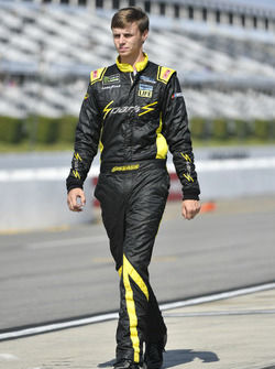 Joey Gase, Jimmy Means Racing Chevrolet