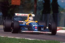 Nigel Mansell, Williams FW14B