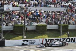 Вілл Пауер, Team Penske Chevrolet здобуває перемогу