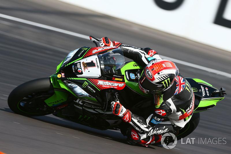Jonathan Jonathan Rea, Kawasaki Racing, Kawasaki Racing