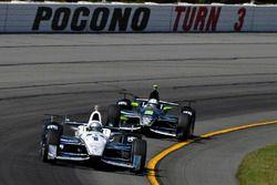 Simon Pagenaud, Team Penske Chevrolet, Josef Newgarden, Team Penske Chevrolet