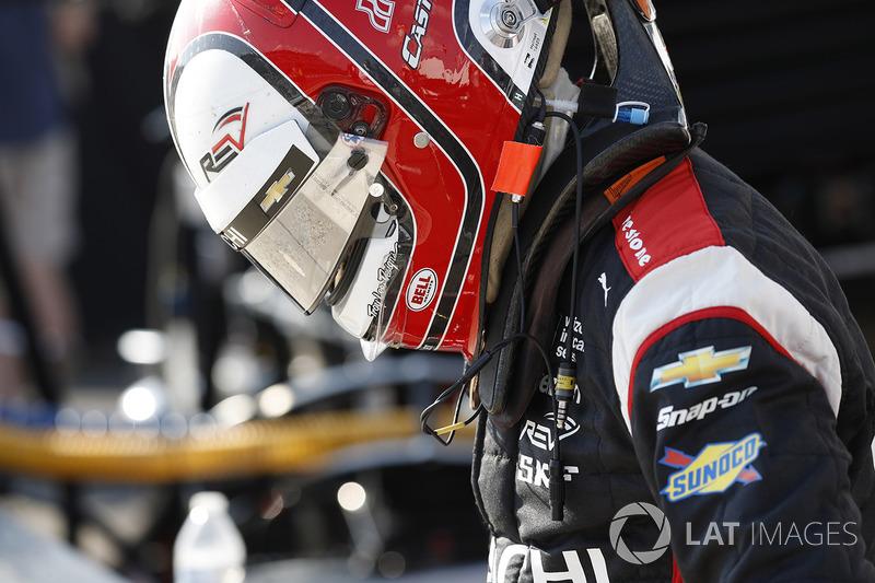 2017: еще одно поражение в Indy 500 и уход из IndyCar