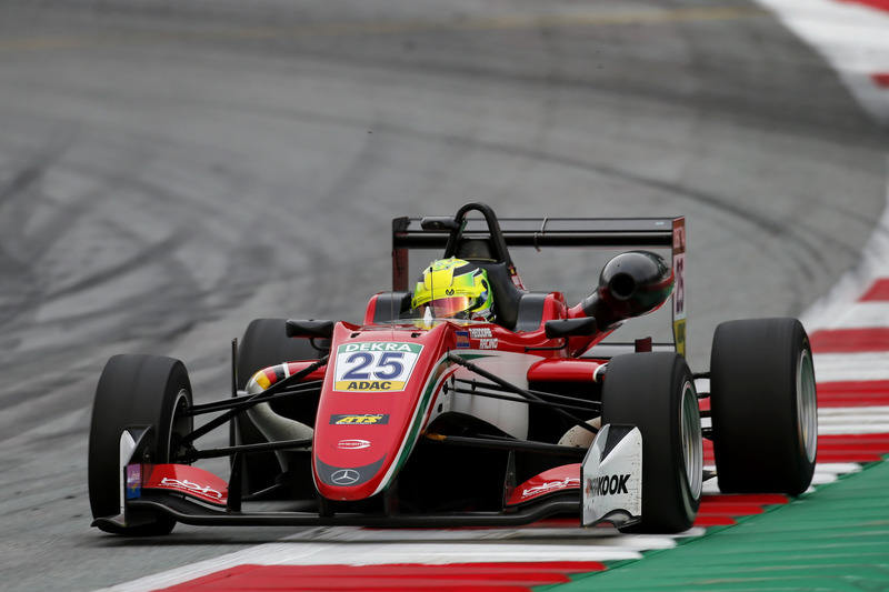 Mick Schumacher, Prema Powerteam, Dallara F317 - Mercedes-Benz