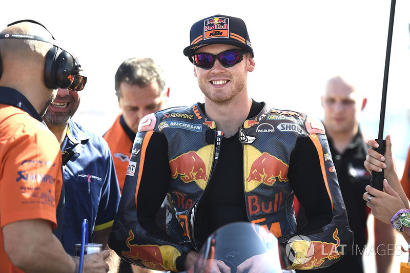 Bradley Smith - Red Bull KTM