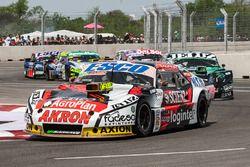 Guillermo Ortelli, JP Carrera Chevrolet, Pedro Gentile, JP Carrera Chevrolet