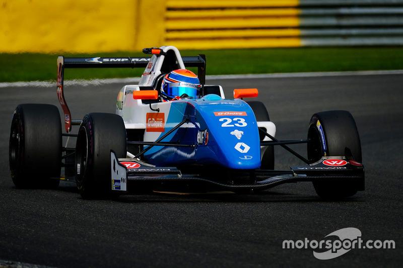 Александр Вартанян, JD Motorsport, Еврокубок Формула Renault 2.0