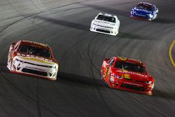 Michael Annett, JR Motorsports Chevrolet, Justin Allgaier, JR Motorsports Chevrolet