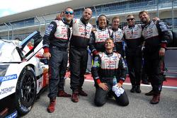 Toyota Racing miembros del equipo