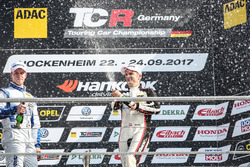 Podium: 1. Harald Proczyk, HP Racing, Opel Astra TCR