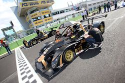 Guglielmo Belotti, Avelon Formula, Wolf GB 08 Tornado-CNT in griglia di partenza