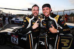 GT4 pole: Will Moore, Matt Nicoll-Jones, Academy Motorsport