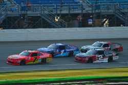 Justin Allgaier, JR Motorsports Chevrolet, Elliott Sadler, JR Motorsports Chevrolet, Austin Dillon, Richard Childress Racing Chevrolet, Erik Jones, Joe Gibbs Racing Toyota